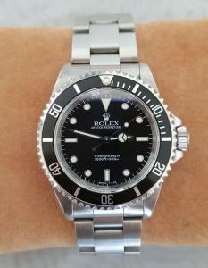 """Rolex """"No-Date"""" Submariner 14060"""