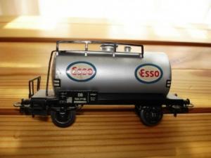 Märklin ho 4501 wagon-citerne esso