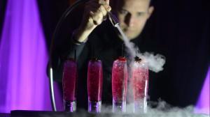 EASYFLAIR Barman-jongleur-geneve