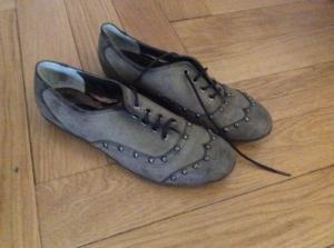 Chaussures femme style rétro