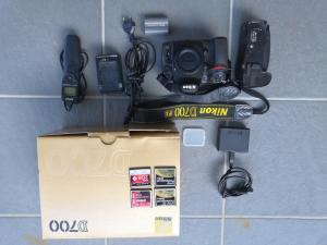 Pack Nikon D700 + Accessoires.
