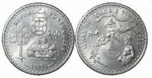 200 Escudos - Timor