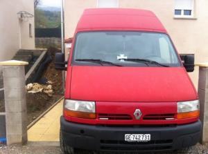 Renault. Master 2.8 dti