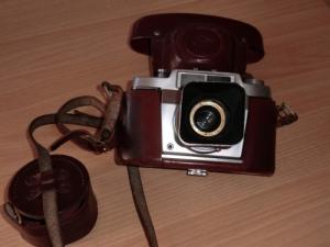 A vendre appareilles de photo des années