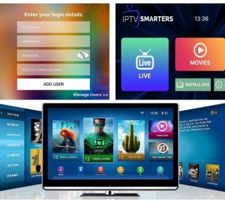 Abonnement iptv 4k avec plus de 8000 tv live, film et série