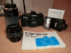 A vendre appareille  Photo Carena SX 300