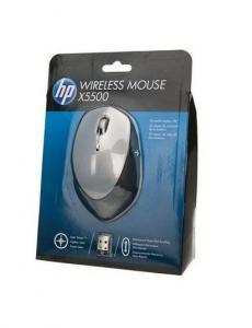 Souris HP Wireless Mouse X5500