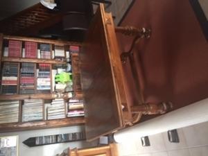 Magnifique table en bois ancien