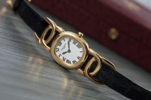 Patke Philippe Ellipse Wrist Regarder pour les femmes