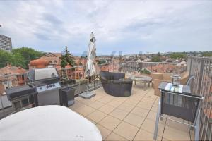 Superbe appartement avec terrasse en plein coeur de Carouge