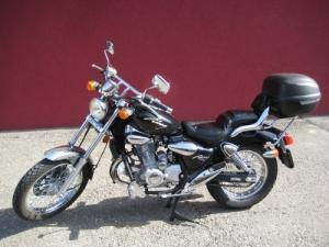 Moto cruiser kymco zing 125
