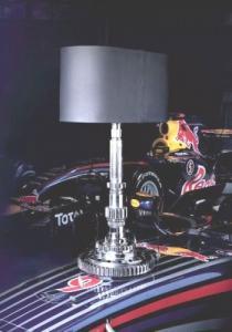 Larg Lamp de Red Bull racing F1
