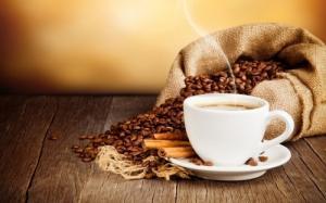 Café noir en grains (SriLanka)