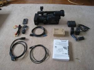 Camera panasonic hvx 200