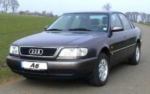 Echappement pour Audi A6 2.5 TDi