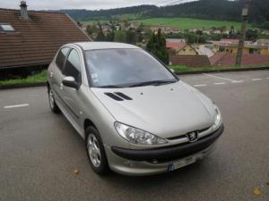 Peugeot 206 1.4 HDi (4 CV),