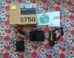 Nikon D750 en parfaite état