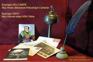 CARTALBA Boutique  de Cartes Postales Anciennes