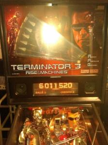 flipper occasion stern terminator 3