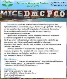 Groupe Habti votre DMC au Maroc depuis 1