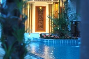 Vacances au soleil de Phuket Thailande