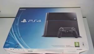 play station 4 500 GO