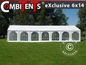 Partyzelt, Exclusive CombiTents® 6x14m 5-in-1