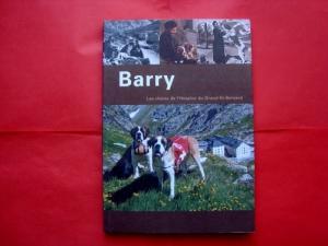 Barry, les chiens de l´hospice du Grand-