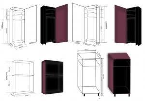 Construction des meubles sur mesure
