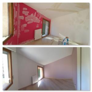 peinture, rénovation, salle de bain