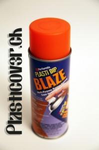 Plasticover - Plastidip Orange Blaze mat - spra