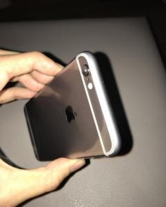 Iphone 6 plus gris sidéral 64 G