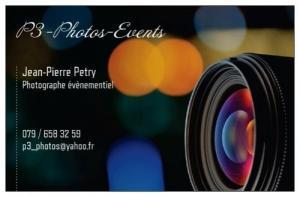 Photographe événementiel -CH et F