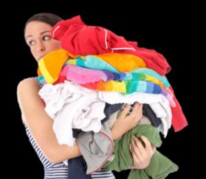 Pas de temps pour faire votre lessive?