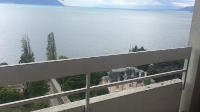1.5 pièces vue panoramic lac