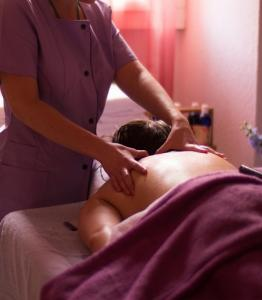 Ayurvedic Massages in Rolle