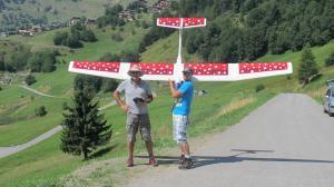 Stage planeurs et drones en août à Verbier