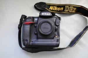 Nikon D3X reflex numérique