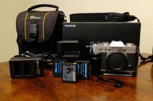 Fujifilm X-T20 corps uniquement plus Accessoires
