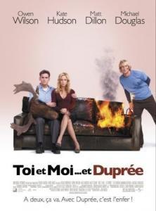 DVD Toi et moi.....et Duprée