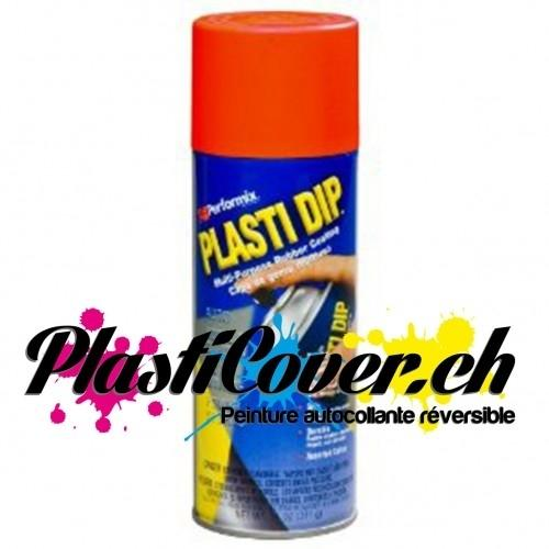 Plasticover - Plastidip Rouge mat - spray