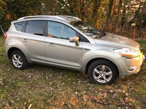 FORD Kuga 2.0 TDCi Carving 4WD    9800.- Frs