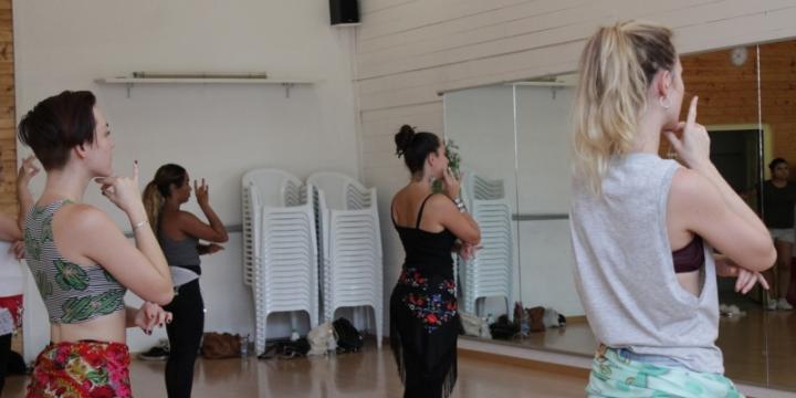 cours de danse orientale lausanne