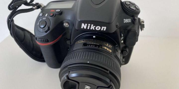 Nikon D800 + Nikkor 24-70/2.8 12000 Shutters