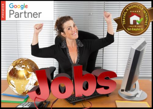 75 Jobs à Domicile Pour Un Salaire !