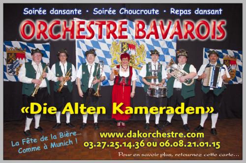 orchestre bavarois die alten kameraden