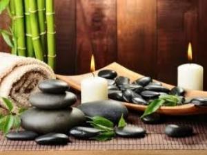 massage pierre chaude 45 min Lausanne