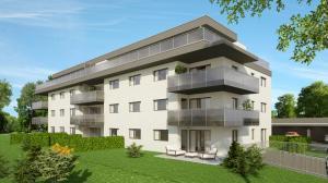 HOME SERVICE vous propose un appartement de 4,5 pièces avec jardin.