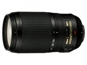 Nikkor 70-300mm - AF-S VR 70-300mm/4.5-5
