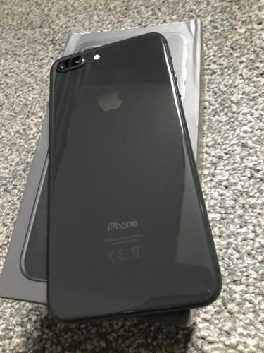 iphone 8 plus 256 go gris sid ral d bloqu